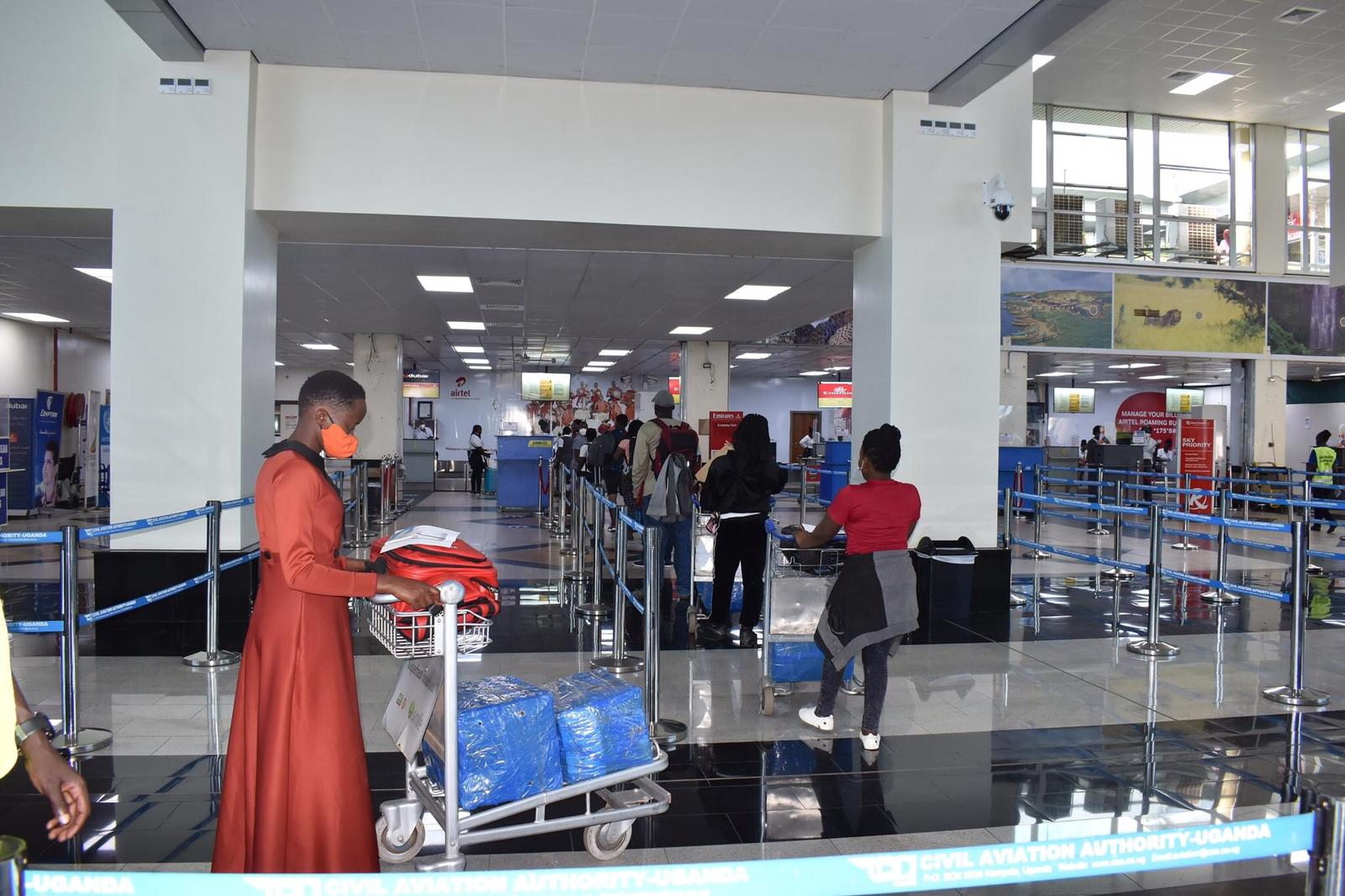 New Covid Testing Guidlines at Entebbe International Airport